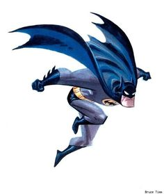 Batman by bruce timm #DC #batman . Pin and follow @Pyra2elcapo