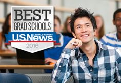 Thinking about grad school? 18 -- count 'em, 18 -- Baylor graduate programs are nationally ranked by U.S. News.