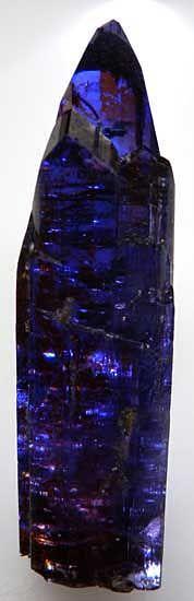 Tanzanite #minerals #rocks #crystal