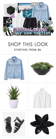 """COMMENT TO JOIN"" by feels-like-snow-in-september ❤ liked on Polyvore featuring MANGO, Lux-Art Silks, Monki, rag & bone, ASOS and Jessica Simpson"