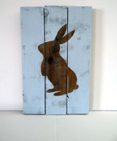 Easter Decor Rustic Pallet Decor Pallet Sign by CharmingWillows, $25.00