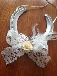 Image result for horseshoes for weddings handmade