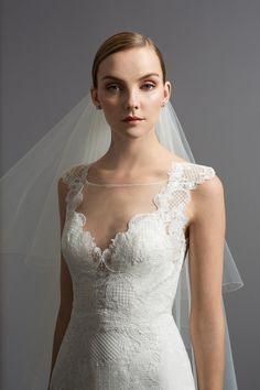 Watters Viv gown #watters #wedding #weddingdress www.pinterest.com/wattersdesigns Watters is one of my fav!