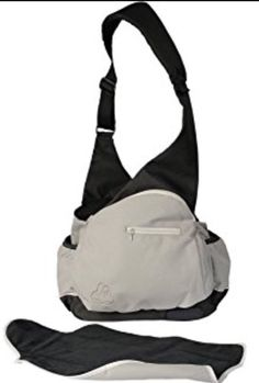 New with tag attached. 15.35 x 12.4 x 3.23 in Features 2 in 1 : diaper bag and baby carrying aid with Saddle area for the baby This side diaper bag he... #carrier #assisted #baby #diaper #kids #claessens