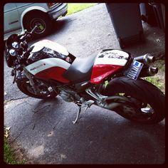 My Ducati Monster S2R800
