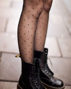 polkadots and boots