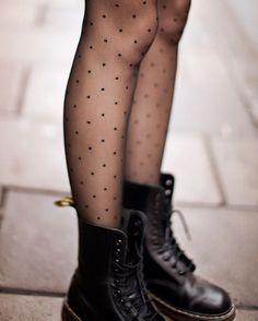 polkadots and boots