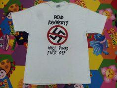 vintage dead kennedys punk t shirt