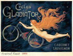 Vintage European Ad #vintage #art #europe #illustration #painting