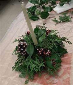 Pine Cone Arrangements - Bing Images
