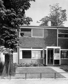 House at The Hall, Blackheath by Span Developments (1957)