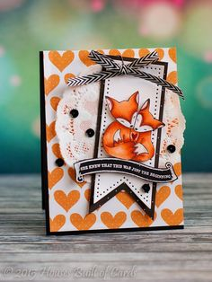 Houses Built of Cards: Foxy Love