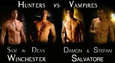 Dean and Damon!!!!