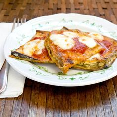30-Minute Dinner: Easy, Oven-Baked Eggplant Parmesan. Child approved. Ingredients: eggplant, milk, salt, flour, breadcrumbs, Italian seasoning, vegetable oil, pasta sauce, mozzarella and parmesan