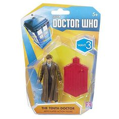Doctor Who Series 3 Tenth Doctor Action Figure - Radar Toys