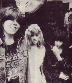 Babes in Toyland - They only released a couple of albums, but damn they were good!