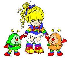 Picture Gallery | 1980s Rainbow Brite