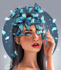Find images and videos about art and girly_m on We Heart It - the app to get lost in what you love. Art Anime Fille, Anime Art Girl, Cute Girl Drawing, Cartoon Girl Drawing, Girly M Instagram, Sarra Art, Dibujos Tumblr A Color, Art Mignon, Cartoon Kunst