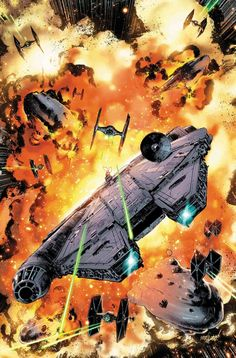 Star Wars #51 by David Márquez