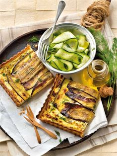 3 recetas de 'quiche' fáciles y ligeras para tus menús de primavera