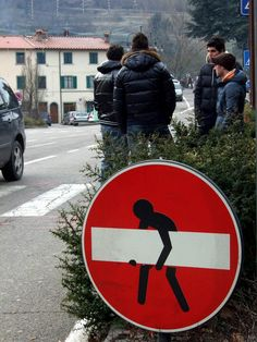 Seen On The Streets Of Ponte A Poppi, in Casentino (near Arezzo, Tuscany, Italy)