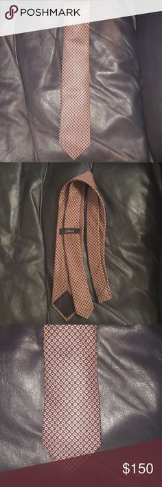 Brioni tie 100% authentic brioni tie worn once or twice, almost new condition Accessories Ties