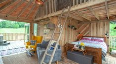 Trawscwm Treehouse - Luxury treehouse in the Welsh countryside