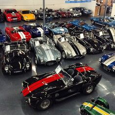 Pick a Cobra. any Cobra Ford Shelby Cobra, Shelby Car, Custom Muscle Cars, Custom Cars, Factory Five, 427 Cobra, Mustang Cars, Ford Gt, Sport Cars