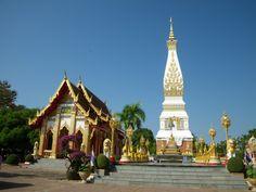 Wat Phra That Phanom, northeast Thailand