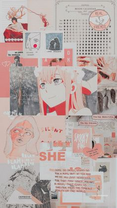 Naruto Wallpaper, Cartoon Wallpaper, Pink Wallpaper Anime, Zero Wallpaper, Kawaii Wallpaper, Wallpaper Backgrounds, Iphone Wallpaper, Aesthetic Themes, Aesthetic Anime