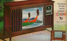 1965 TVs, Phonographs, Transistor Radios and Tape Recorders