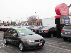 This 2010 Kia Forte EX is listed on Carsforsale.com for $5,995 in Milwaukee, WI. This vehicle includes Abs - 4-Wheel, Active Head Restraints - Dual Front, Airbag Deactivation - Occupant Sensing Passenger, Antenna Type - Mast, Auxiliary Audio Input - Jack, Auxiliary Audio Input - Usb, Axle Ratio - 3.68, Braking Assist, Cargo Area Light, Center Console - Front Console With Armrest And Storage, Child Safety Door Locks, Child Seat Anchors - Latch System, Cruise Control, Crumple Zones - Front…