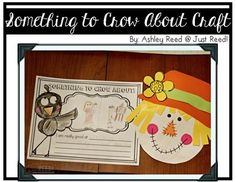Scarecrow craft and