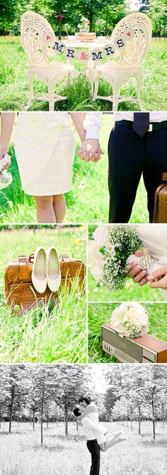 Entzückende Fulda Hochzeit vonHilal D Photography