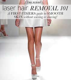 Laser Hair Removal for Beginners