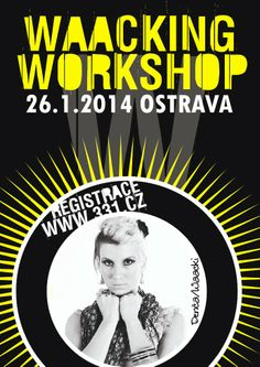 Waacking Workshop (Ostrava)