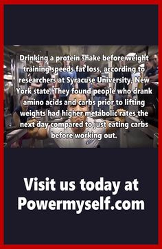 Why you need bcaas in your workout now! Visit www.powermyself.c... and www.powermyself.c... pre-workout supplements typically contain a lots of caffeine along with other energy boosters, along with creatine, nitric oxide, beta-alanine (sometimes), proteins (including bcaa's), carbs along with nutrients to assist you to take your workout one stage further.