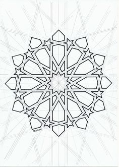 Islamicdesign Islamicpattern Arabianart Geometry - Islamicdesign Islamicpattern Arabianart Geometry Symmetry Source By Alexivadis Name Email Website Save My Name Email And Website In This Browser For The Next Time I Comment Geometric Patterns, Geometric Designs, Geometric Circle, Islamic Art Pattern, Arabic Pattern, Stencil Patterns, Pattern Art, Motifs Islamiques, Motif Arabesque