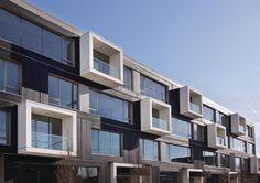 box balconies!