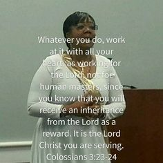 With All Your Heart Work for the Lord...