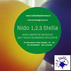 Asilo Nido Roma 123stella iscrizioni 2015/2016 @ Nido 123stella - 26-Febbraio https://www.evensi.com/asilo-nido-roma-123stella-iscrizioni-20152016-nido-123stella/146188354