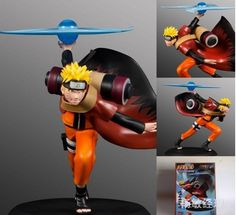 17.24$  Buy now - http://alix5p.shopchina.info/go.php?t=32375869582 - Naruto Figure 19CM Big 2 Generation Naruto Exquisite Ornaments PVC Action Figure Brinquedos Model Doll Kids Toys Free Shipping  #buyonline