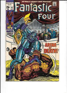 Fantastic Four #93 (1969)