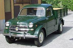 FIAT 1100/103 INDUSTRIALE CASSONE