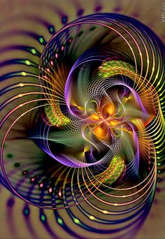 DeviantArt is the world's largest online social community for artists and art enthusiasts, allowing people to connect through the creation and sharing of art. Fractal Images, Fractal Art, Beautiful Nature Wallpaper, Colorful Wallpaper, Pretty Pictures, Art Pictures, Fractal Design, Illusion Art, Hippie Art