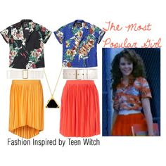 Perfect for summer teen witch inspired  sc 1 st  Pinterest : teen witch costume  - Germanpascual.Com