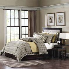 Hampton Hill Bedding Sets Flyer Queen Comforter Set
