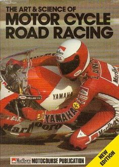 The Art and Science of Motor Cycle Road Racing Hardcover – January 1985 by Peter. Clifford  Autographed by Alan North & Jon Ekerold   Price $50