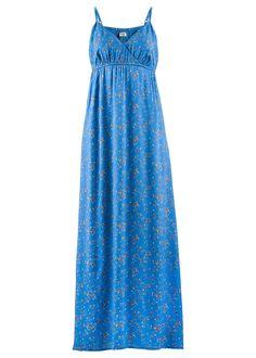Maxivestido estampado azul-mar estampado encomendar agora na loja on-line bonprix.de  R$ 89,90 a partir de Vestido de verão leve, de viscose fluida, com ...