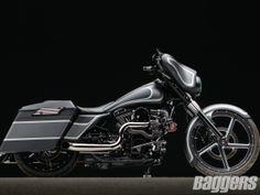 Custom Harley-Davidson Street Glide